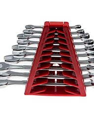 10 Pieces Of Carbon Steel /1 Endura Dual Wrench Set