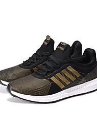Men's Sneakers Spring Summer Comfort Light Soles Fabric Outdoor Athletic Casual Flat Heel  Running Shoes