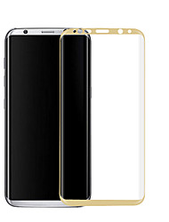 cheap -ZXD for Samsung Galaxy S8 Plus Screen Protector Fully Cover CP 2.5 D Round Edge Thin Tempered Glass