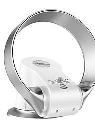 Inteligentní ventilátor bez fanoušků super tichý závěsný stolní přistání dálkové ovládání bez větších ventilátorů