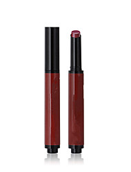 1Pcs Press The Lipstick Lasting Not Easily Decoloring Moist Lipstick Makeup