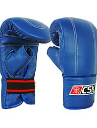 Недорогие -Боксерские перчатки Профессиональные боксерские перчатки Тренировочные боксерские перчатки для Бокс Полный палецИзносостойкий