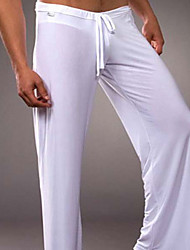 Men's Sexy Solid Long Johns,Ice Silk
