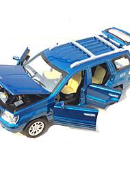 Hračky Vojenské auto Hračky Auto Plastický Kov Pieces Unisex Dárek