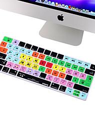 Недорогие -Xskn® avid media composer shortcut силиконовая клавиатура для волшебной клавиатуры версия 2015 (формат us / eu)
