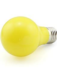 5W E27 Ozdobná světla A60(A19) 20 SMD 3020 420 lm Žlutá Ozdobné AC 100-240 V 1 ks