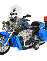 cheap -Toys Motorcycle Toys Motorcycle Plastic Metal Pieces Unisex Gift