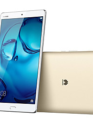 Original 8.4 inch Huawei MediaPad M3 BTV-W09 Kirin 950 Octa Core 4x2.3GHz  4x1.8GHz Android 6.0 4GB/ 128GB Tablet PC GPS 8MP