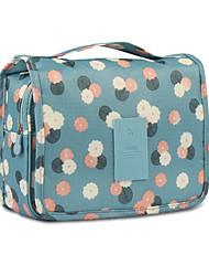 Organizer per valigia Trousse da viaggio Borsa per cosmetica Astuccio per trucchi Ompermeabile Portatile Ripiegabile Contenitori da
