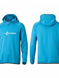 Unisex Hiking Sweatshirt Windproof Jacket Top for Cycling/Bike Winter S M L XL XXL