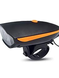 preiswerte -Radlichter Fahrradlicht LED Radsport Einfach zu tragen Lithium-Batterie 250 Lumen USB Weiß Rot Radsport Natur