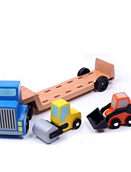 cheap -Vehicle Playsets Model & Building Toy Toys Wood