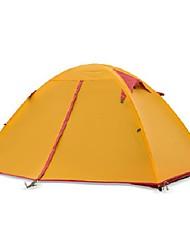 Naturehike 2 Personen Zelt Doppel Camping Zelt Einzimmer Zelte für Rucksackreisen Regendicht Extraleicht(UL) für Camping Reisen CM