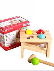 economico -Costruzioni Gioco educativo per il regalo Costruzioni Legno Da 2 a 4 anni Da 5 a 7 anni Giocattoli