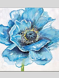 Oil Paintings  Flower Style Canvas Material With Wooden Stretcher Ready To Hang Size60*60CM and 70*70CM .