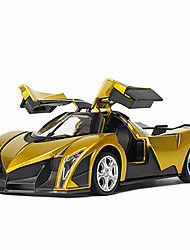 cheap -Toy Cars Toys Race Car Toys Music & Light Car Plastic Metal Pieces Unisex Gift