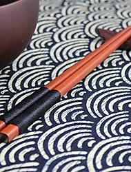 cheap -1 Pairs   Elegant  Japanese Natural Iron Wood Chopsticks Value Pack Cooking Tableware Durable Theaceae