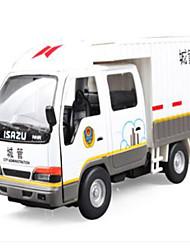 economico -Macchinine giocattolo Giocattoli Camion Ruspa Quadrato Furgone Lega di metallo Regalo Action & Toy Figures Giochi d'azione