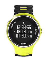 cheap -Smart Watch GPS Water Resistant / Water Proof Calories Burned Pedometers Alarm Clock Distance Tracking Long Standby Sports Call Reminder