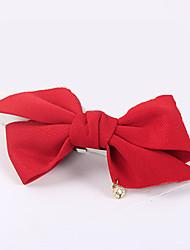 1Pcs Hair Ornaments Flower Hair Clip Fashion Cute Hairpins Gig Bow Hair Clip For Women Hair Accessories