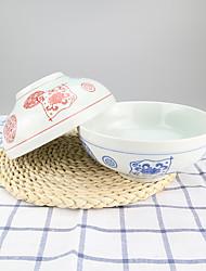 Porcellana Insalatiere e ciotole stoviglie  -  Alta qualità