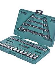 sata® ammatti 35pc 6.3x10mm jakoavaimen työkalu asettaa työkalupakki