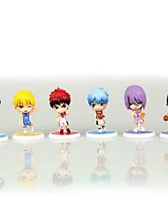 economico -Figure Anime Azione Ispirato da Kuroko no Basket Midorima Shintaro PVC CM Giocattoli di modello Bambola giocattolo