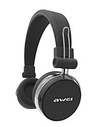 Awei a700bl écouteurs bluetooth sans fil pour sports écouteurs passifs de réduction de bruit haute fidélité casque subwoofer avec