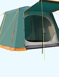economico -CAMEL 3-4 persone Tenda Doppio Tenda da campeggio Una camera per Campeggio Viaggi CM