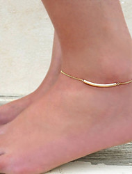 cheap -Leg Chain Bohemian Women's Gold / Silver Body Jewelry For Wedding / Special Occasion / Anniversary / Birthday / Casual / Sports
