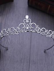 Perno speciale di cerimonia nuziale di cerimonia nuziale di cristallo del rhinestone perno dei capelli delle fasce esterne di tiaras esterne 1 parte