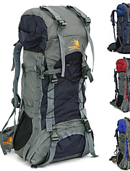 economico -60L L zaino Zaino per escursioni Zaini da escursionismo Zainetti da alpinismo Viaggi Duffel Organizzatore di viaggio Caccia Campeggio e