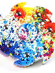 abordables -Toupies Fidget Spinner à main Soulage ADD, TDAH, Anxiété, Autisme Jouets de bureau Focus Toy Soulagement de stress et l'anxiété Pour le