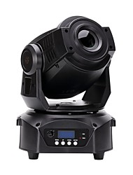 U'King 60W LED Moving Head Stage Effect Light 8 GOBOs 7 Color 6 Rotating Pattern Mix Effect DMX Sound Control