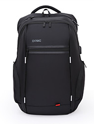 cheap -DTBG D8195W 17.3 Inch Computer Backpack Business External USB Charging Port Waterproof Anti-Theft Breathable