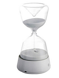 abordables -Reloj de Arena Juguetes Cilíndrico Fosforescente Fluorescente Vidrio El plastico Unisex Piezas