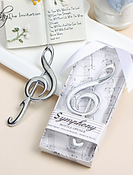 cheap -Music Clef Bottle Opener Wedding Favors And Gifts\ Wedding Favors