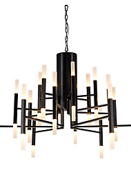 cheap -Ecolight™ Chandelier Ambient Light - LED Designers, Modern / Contemporary, 110-120V 220-240V, Warm White, Bulb Included
