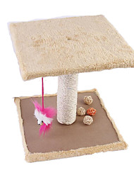 Cat Cat Toy Pet Toys Interactive Scratch Pad Sisal For Pets