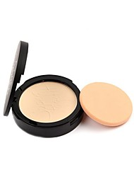 cheap -3 Powder Concealer/Contour Dry Wet Pressed powder Coverage Concealer Natural Face