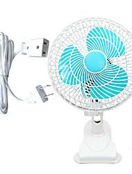 7-Inch Multi-Purpose Mini-Desk Small Fan Mute Shaking His Head Students Dormitory Small Fan Combination Set