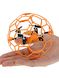 Skytech M70 MINI RC Drone 2.4G 4CH Fly Ball Smart Remote Control Helicopter Shatterproof Pocket Aircraf