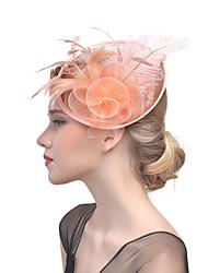abordables -Femme Acrylique Chapeau Pince à Cheveux