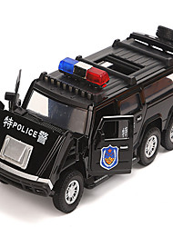 cheap -Toy Cars Police car Toys Music & Light Toys Metal Pieces Not Specified Gift