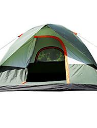 3-4 Pessoas Travesseiro Inflável Tenda Único Barraca de acampamento Um Quarto Barracas para Acampamento Família Prova-de-Água