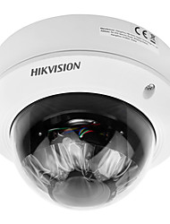 HIKVISION® DS-2CD1741FWD-I 4MP Network Camera Indoor with 128GB (2.8-12mm Manual Vari-focal PoE IP67 IK10 30m IR)