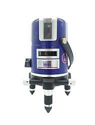 Deke® 5Line 635nm Infrared Laser Marking Instrument Leveling Line Laser