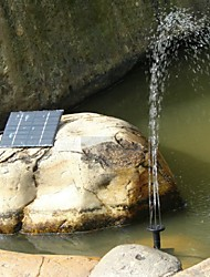 cheap -Water Pump Solar Panel Garden Plants Watering Power Fountain Pool Solar water Pump for Fountain Garden Pond