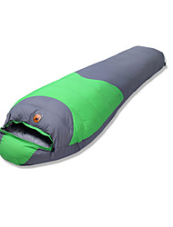 cheap -Shamocamel® Sleeping Bag Outdoor -25-15-0°C Mummy Bag Duck Down Keep Warm for Fall Winter