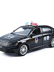 cheap -Toys Model Car Pull Back Vehicles Race Car Toys Music & Light Car Plastic Metal Pieces Unisex Gift